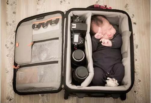 让宝宝找到安全感的拍照方法