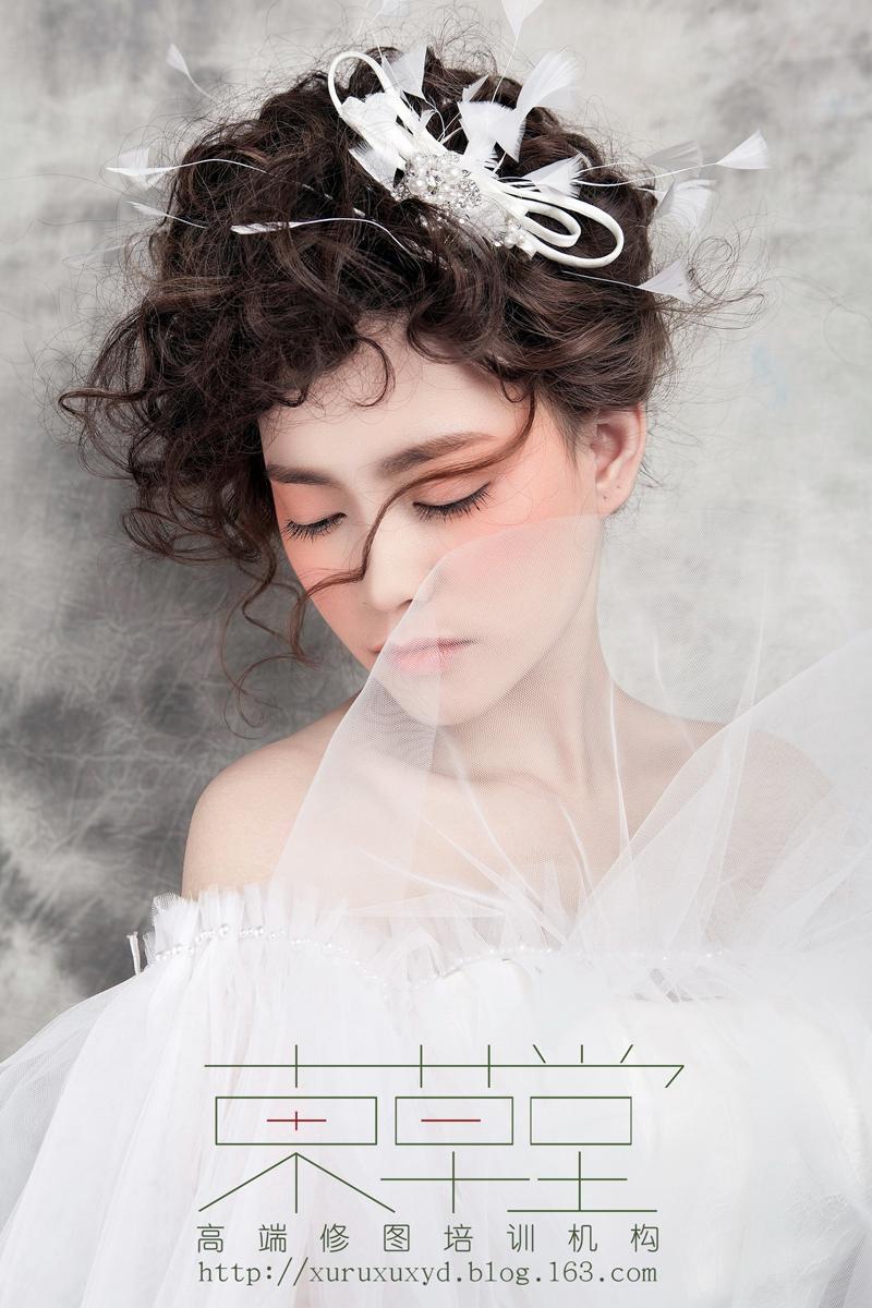 甜美新娘妆(5)_化妆造型_黑光图库_黑光网图片