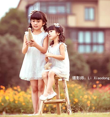 闺蜜时光(3)_儿童摄影