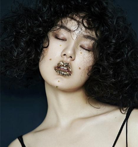 创意新娘妆(4)_化妆造型