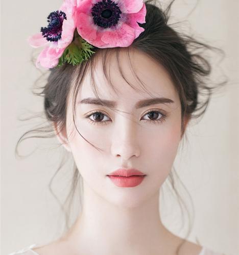 韩系妆容 化妆造型