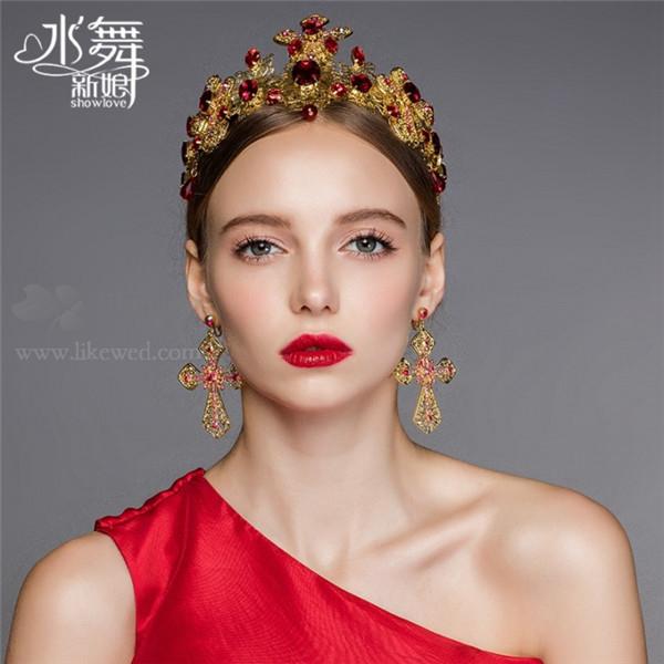霸气皇冠做最美的女王