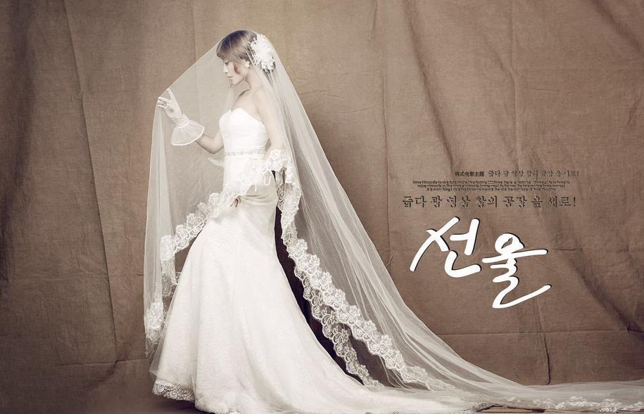 韩式 婚纱照图片
