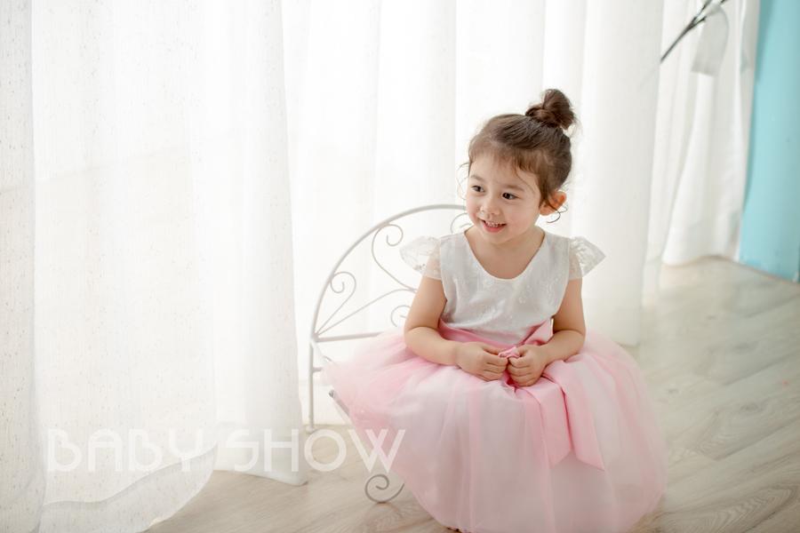 可爱公主 儿童摄影