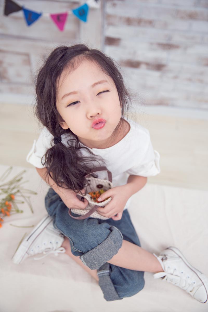 小时候 儿童摄影
