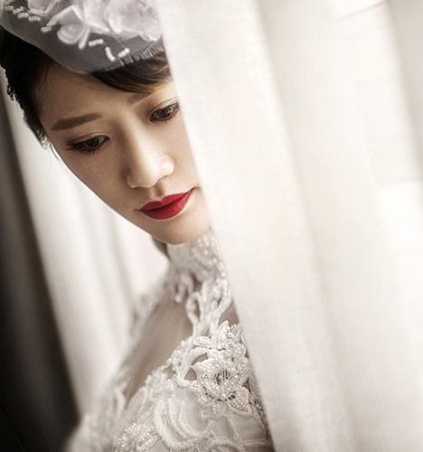 美丽的新娘 婚礼摄影