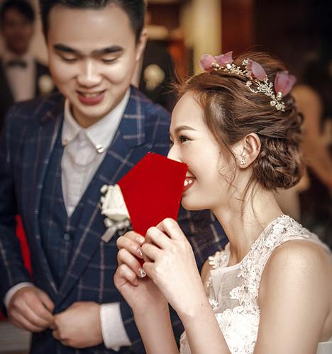 精彩的瞬间 婚礼摄影