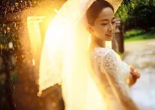 以光绘色 控制好光源色温拍出最美婚纱照