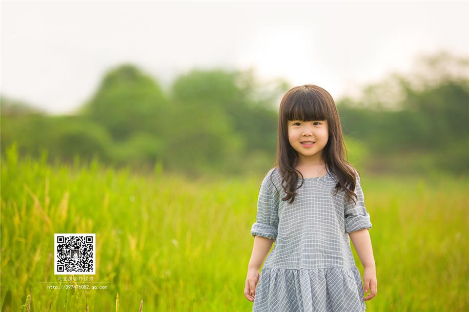 盛夏时光 儿童摄影