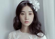 清新优雅的日系新娘造型