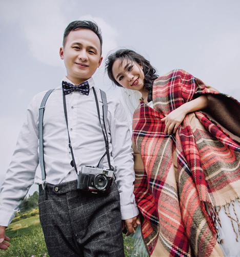 草原 婚纱照