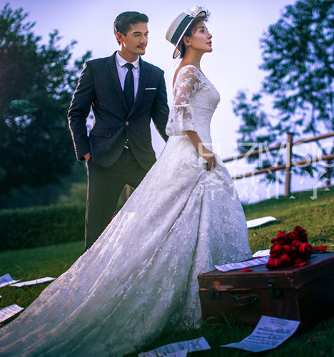 LOVE 婚纱照