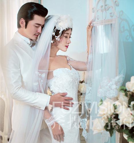 纯爱 婚纱照