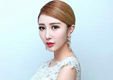 精致优雅的韩式新娘造型