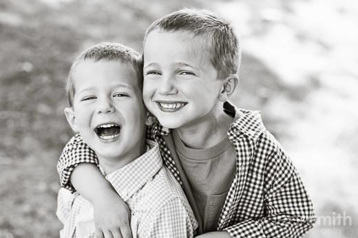 儿童摄影引导师:如何让孩子开怀大笑