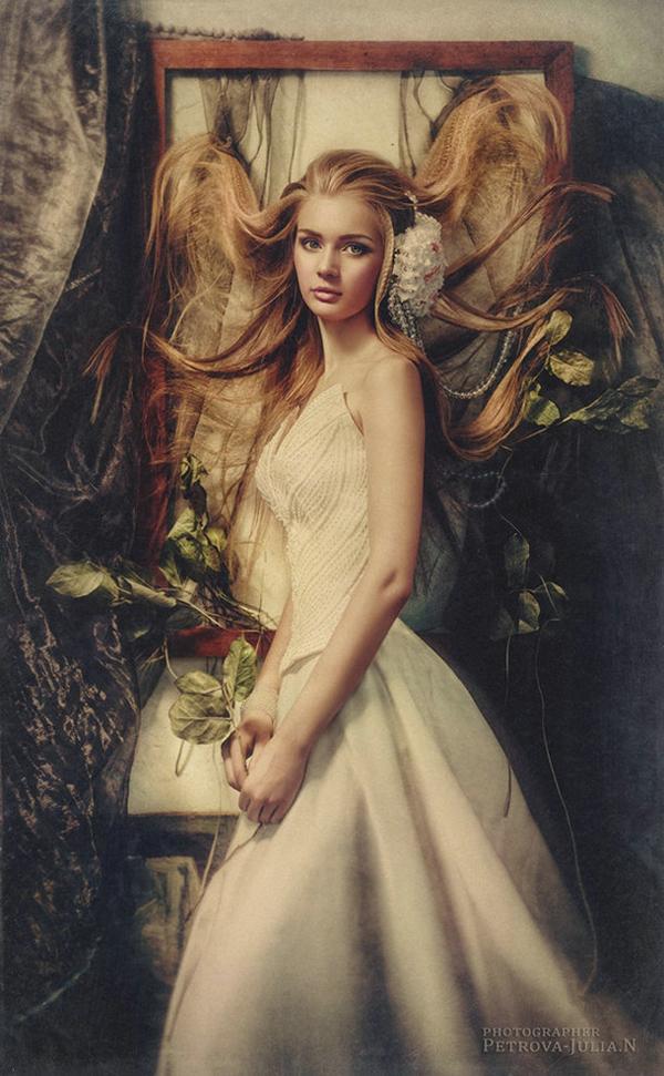 俄罗斯女摄影师的复古人像摄影欣赏(2)