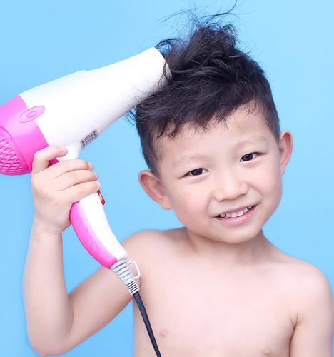 小小发型师 儿童摄影