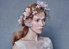 最新影樓資訊新聞-靈動夢幻的復古新娘