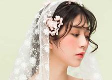 最新影樓資訊新聞-柔美靈動的新娘造型 恍若夢中仙