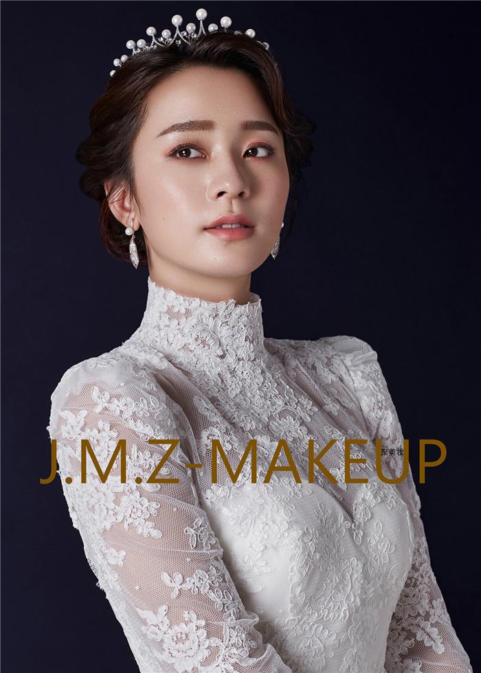 白纱新娘图片