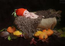 儿童摄影技巧 暗调婴儿摄影构思分析
