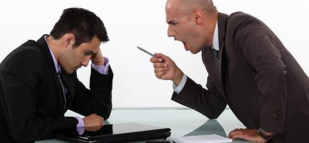 市最讨厌的十种老板 看看自己是否身在其列