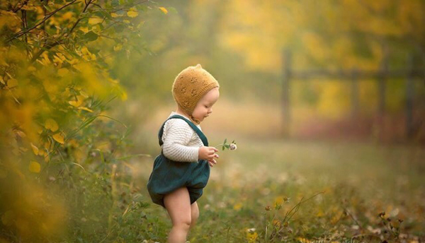家有萌宝 为孩子留下唯美的童年影像