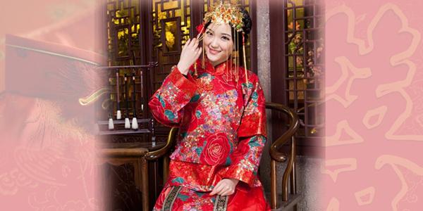 中式新娘发型盘发步骤 注重发型和脸型的搭配技巧解析