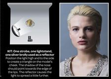 一张图教你24种常见的人像布光方式和拍照效果