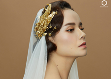 简约雅致新娘造型 提升高贵优雅气质