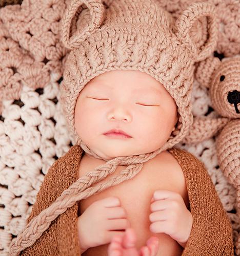 满月萌宝 儿童摄影