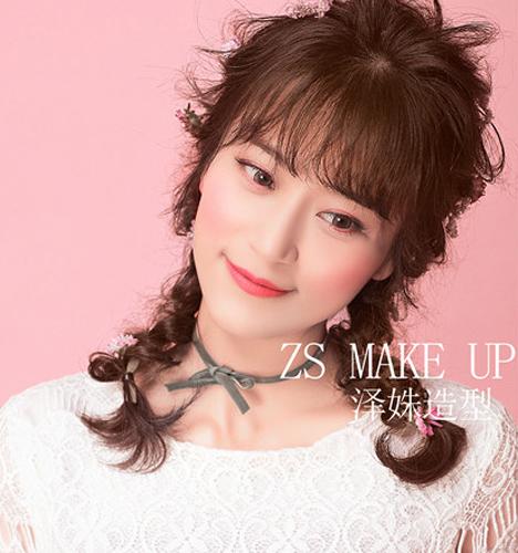 甜美造型 化妆造型