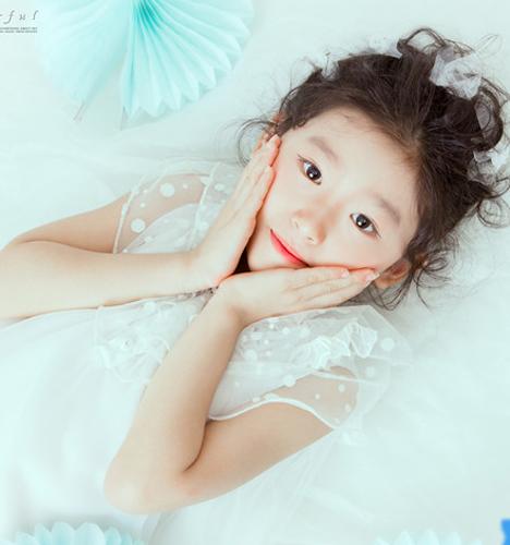 梦幻小公主 儿童摄影