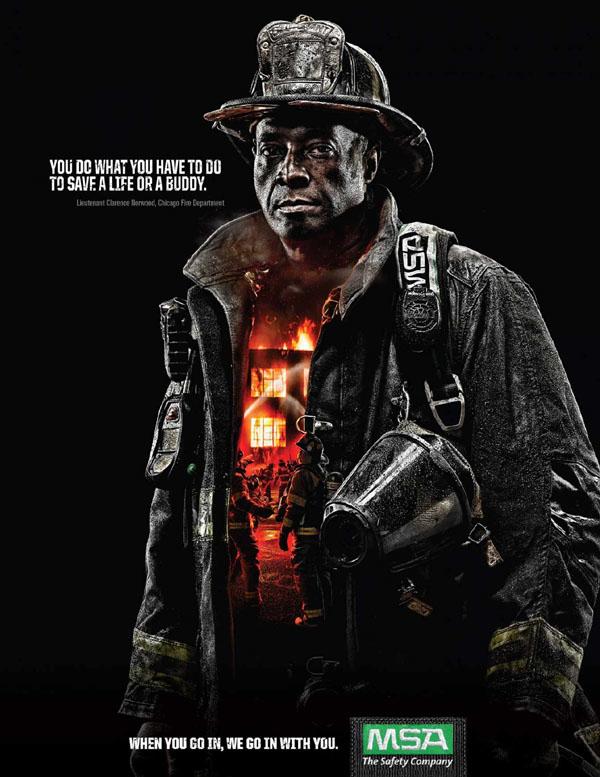 msha煤矿安全宣传创意海报欣赏