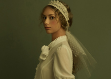 欧式新娘造型 打造不同的气质装扮