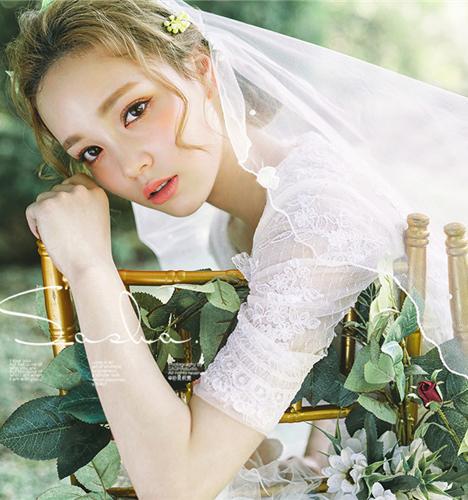 北欧风情 (二) 婚纱照