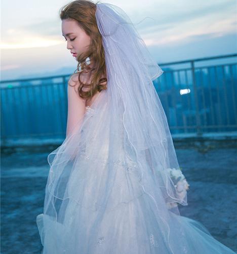 城市天空系列(二) 婚纱照