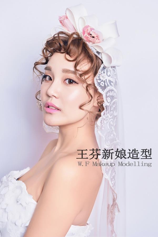 日系甜美新娘造型欣赏 时尚洛丽塔_妆面赏析_影楼化妆