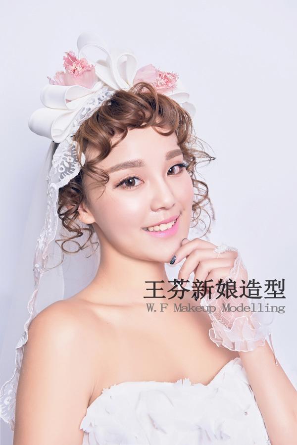 日系甜美新娘造型欣赏 时尚洛丽塔(2)_妆面赏析_影楼