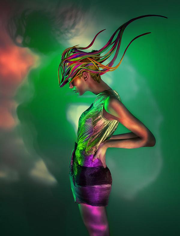 国外大师时尚创意人像摄影欣赏