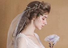 最新影楼资讯新闻-唯美梦幻新娘造型 仙女气息扑面而来