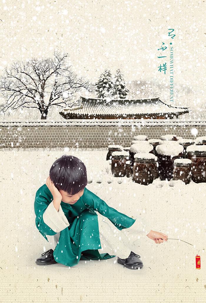 中国风(5)_儿童摄影_黑光图库_黑光网