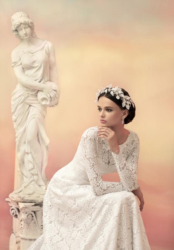 国外古典浪漫主义婚纱摄影