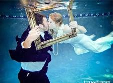 水下婚纱摄影,摄影师要告知新人这些事