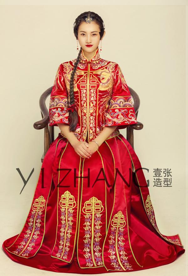 演绎传统中式复古美