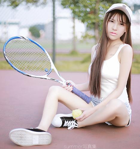 Tennis 写真摄影