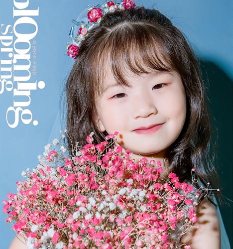 甜心女孩 儿童摄影