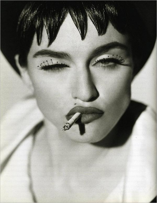 时尚摄影大师赫伯-瑞茨 震撼的黑白时尚摄影