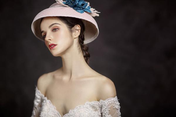 欧式复古新娘造型 充满法式的浪漫与优雅图片