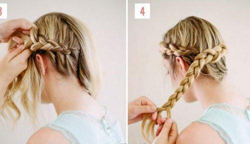 新娘发型可以说是成为新娘子